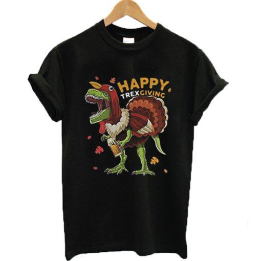 Happy Trexgiving T-shirt