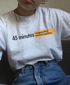 Respectful Conversation Tee