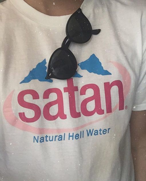 Satan Natural Hell Water