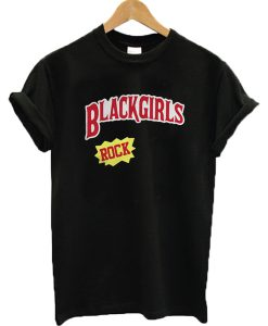 Black Girls Rock Graphic T-shirt