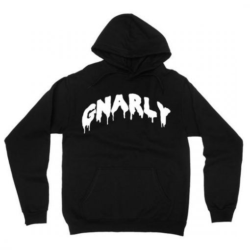 GNARLY Pullover Hoodie