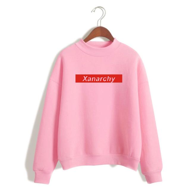 Xanarchy Red Box Sweatshirt