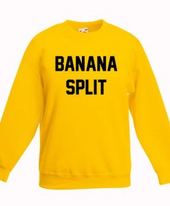 Banana Split Sweatshirt