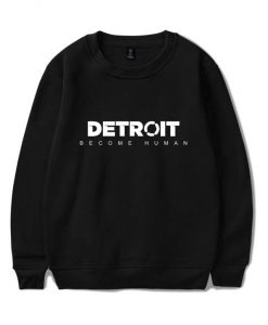 Detroit Become Human Sweatshirt