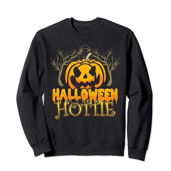 Halloween Hottie Sweatshirt
