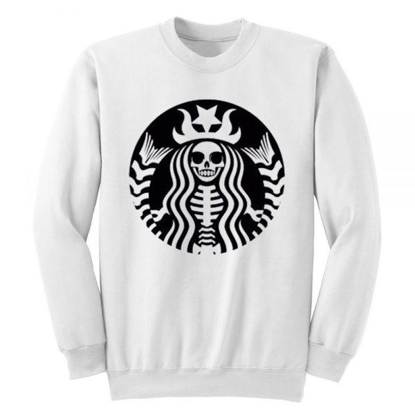 Halloween Starbucks Sweatshirt