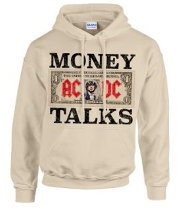 ACDC Money Talks Hoodie