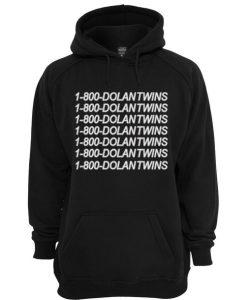 1-800-Dolantwins Hoodie