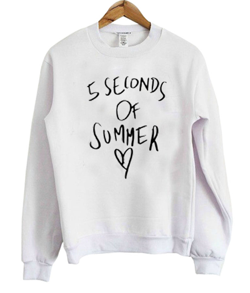 5 Seconds of Summer Sweatshirt