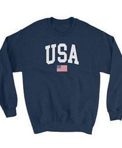 USA Graphic Sweatshirt