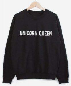 Unicorn Queen Sweatshirt