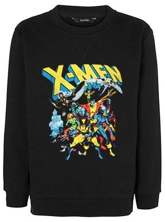 X-Men Graphic Sweatshirt