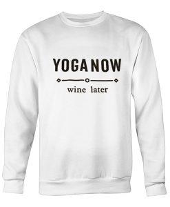 Yoga Now Sweatshirt