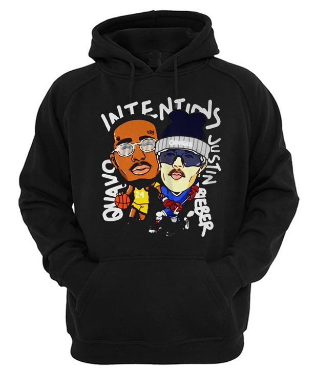 Justin Bieber Quavo Intentions Hoodie