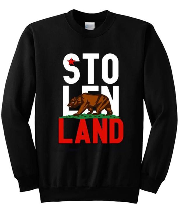 Stolen Land Sweatshirt
