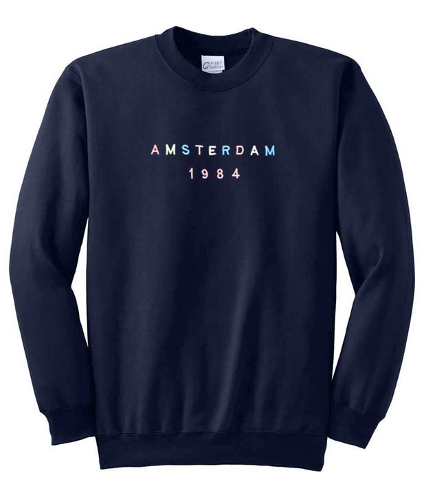 Amsterdam 1984 Sweatshirt