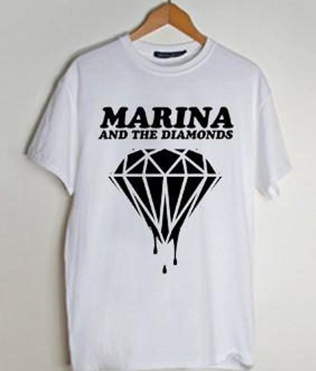 Marina And The Diamonds Tee