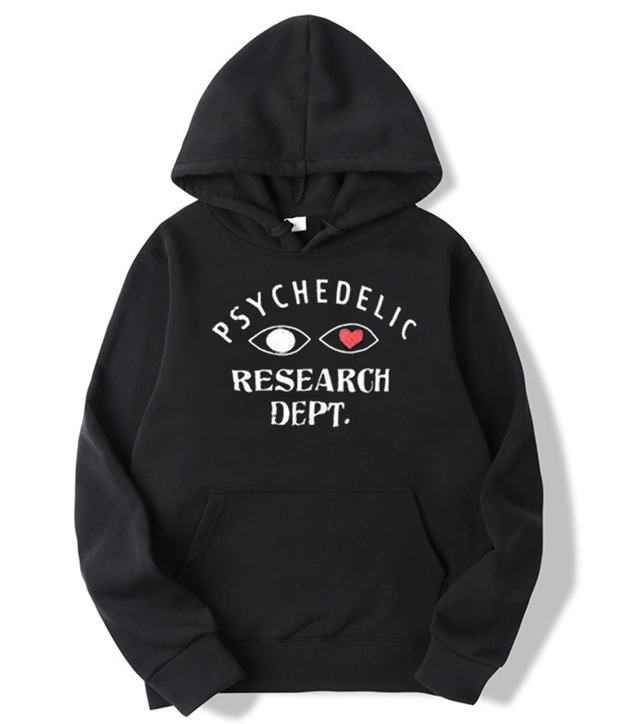 Psychedelic Research Dept Hoodie