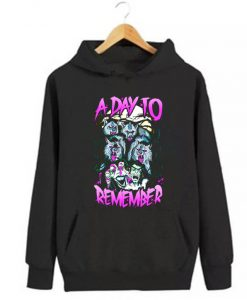 A Day To Remember Wolves Hoodie