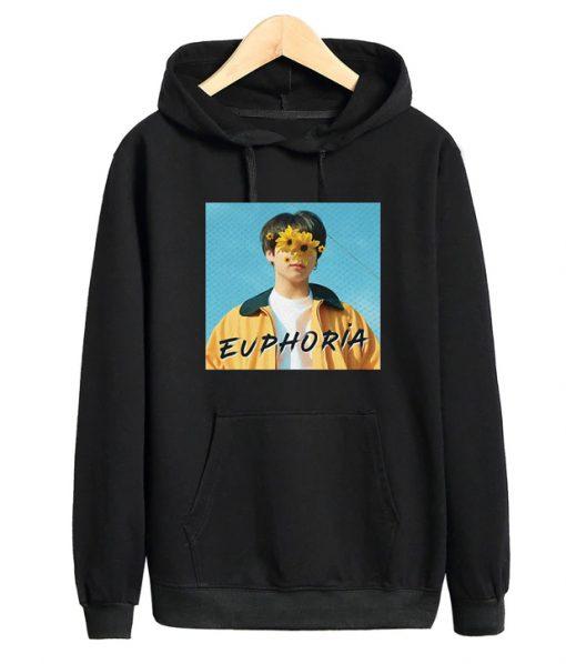 Jungkook Euphoria Hoodie