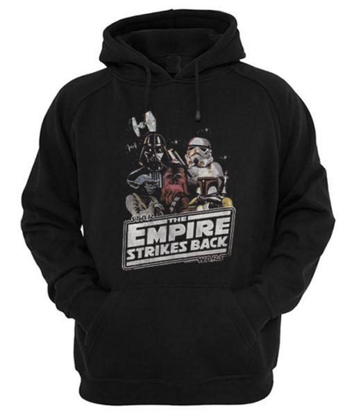 Star Wars The Empire Strikes Back Hoodie